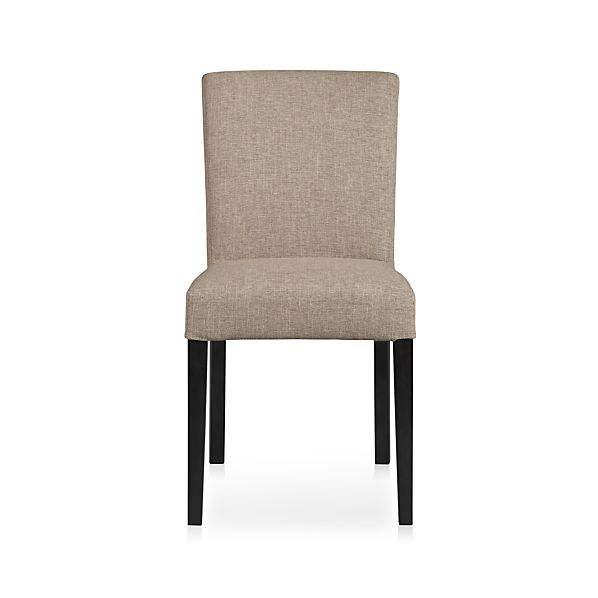 Lowe Khaki Fabric Side Chair