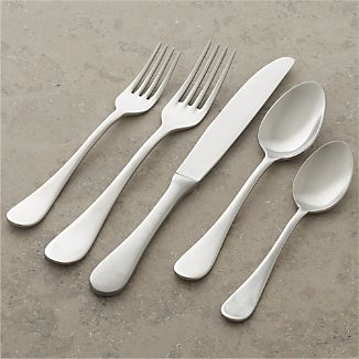 Lucca 20-Piece Flatware Set