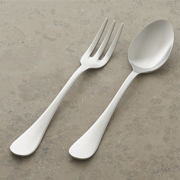 Lucca 2-Piece Serving Set