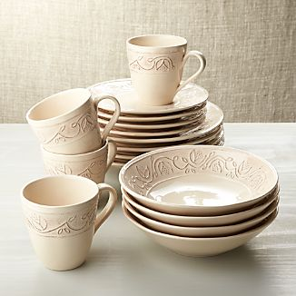 Lucera 16-Piece Dinnerware Set