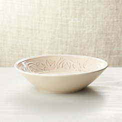 Lucera Low Bowl