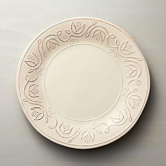 Lucera Round Platter