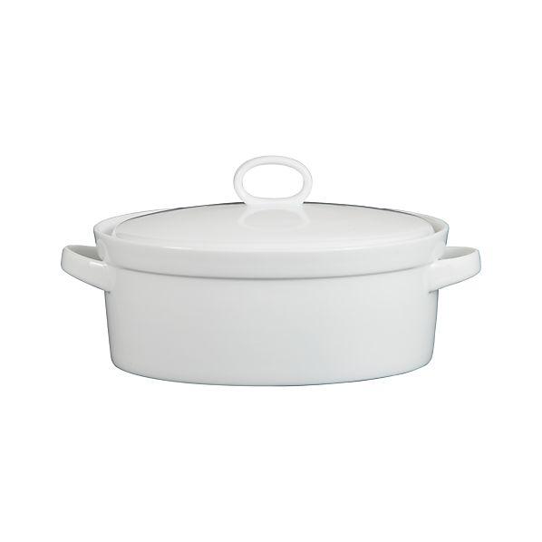 Lucerne 3-Quart Casserole Dish