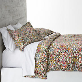 Lucia Bed Linens - Full/Queen Duvet Cover...