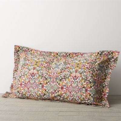 Lucia King Pillow Sham