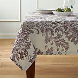 "Lucia 60""x90"" Tablecloth"