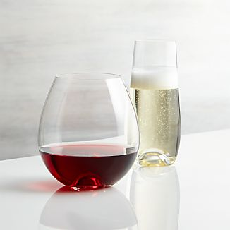 Lulie Stemless Wine Glasses
