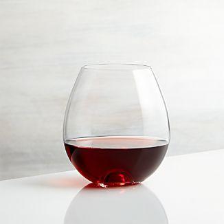 Lulie Stemless Wine Glass