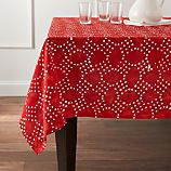 "Lumi Batik 60""x120"" Tablecloth"