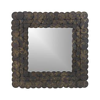 Luna Square Wall Mirror