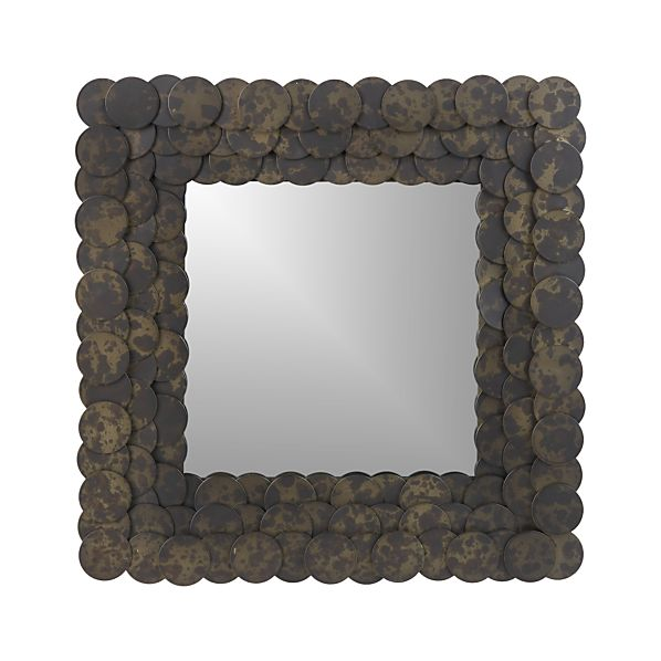 Luna Square Wall Mirror