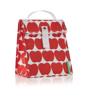 LunchSkins Apples Lunch Tote