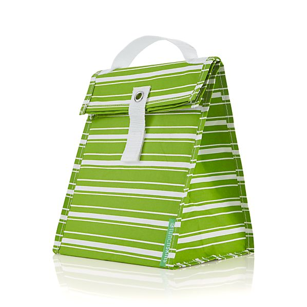 LunchSkins Stripes Lunch Tote