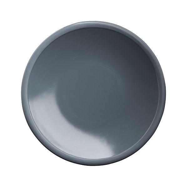 """Lunea Grey 6"""" Appetizer Plate"""