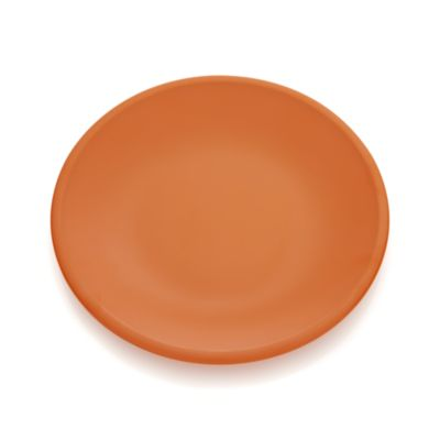 Lunea Melamine Orange Salad Plate