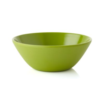 Lunea Melamine Green Bowl