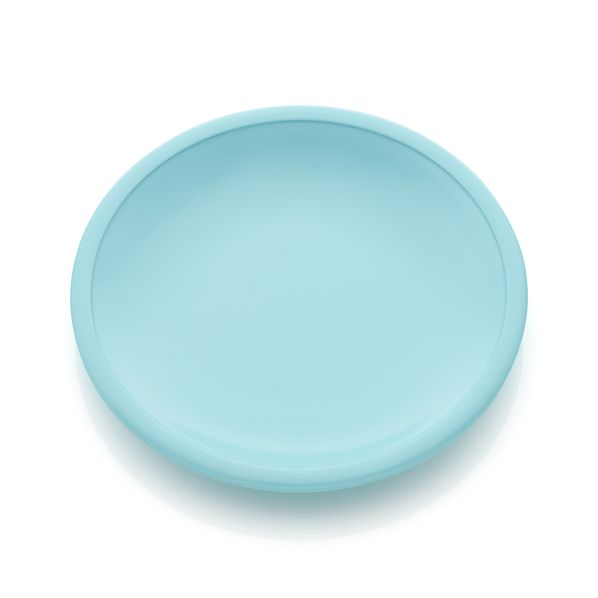 Lunea Melamine Blue Appetizer Plate