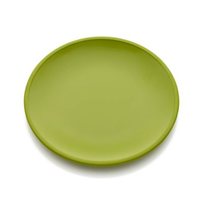Lunea Melamine Green Dinner Plate