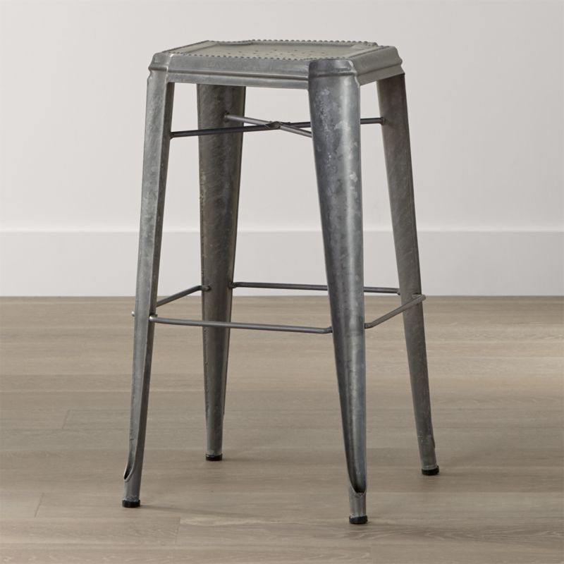 Lyle Backless Bar Stool