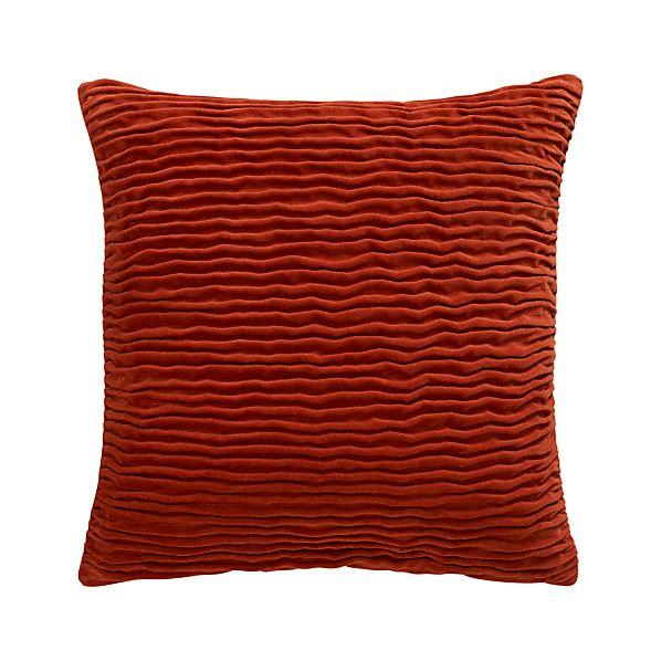 """Lyra Cayenne 20"""" Pillow"""