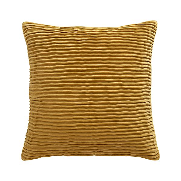 "Lyra Honey 20"" Pillow"