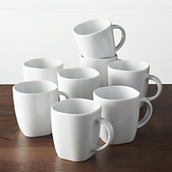 Set of 8 Maddie Mugs