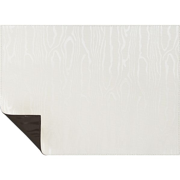 Madeira Brown-Ivory Placemat