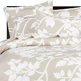 Marimekko® Madison Taupe Bed Linens