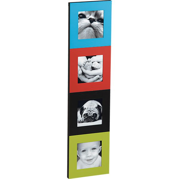 Four Square Magnetic 4x4 Photo Frame