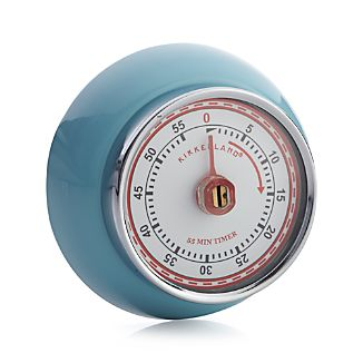 Magnetic Light Blue Kitchen Timer