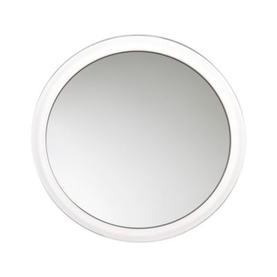 Magnifying Mirror with Suction Cups