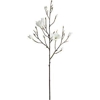 Magnolia Artificial Flower Stem