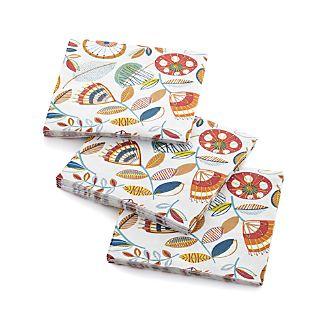Set of 20 Maisie Paper Luncheon Napkins