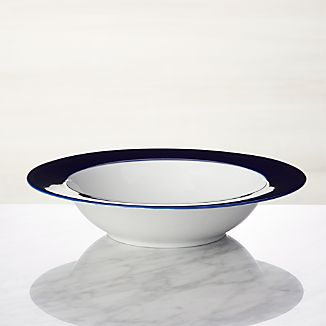 Maison Cobalt Blue Serving Bowl