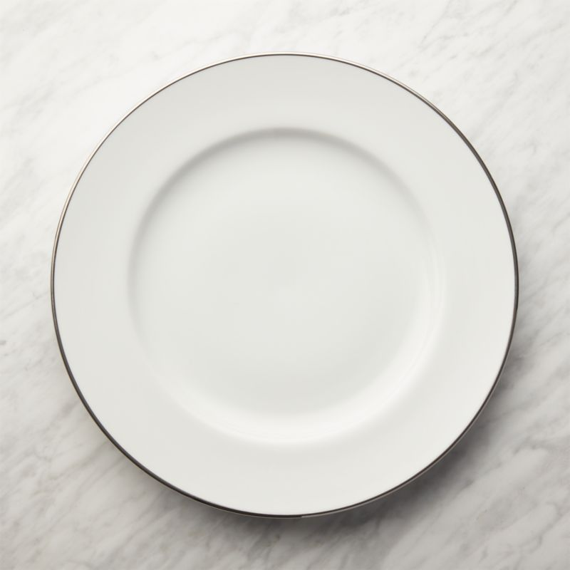 Crate and barrel roulette round platter