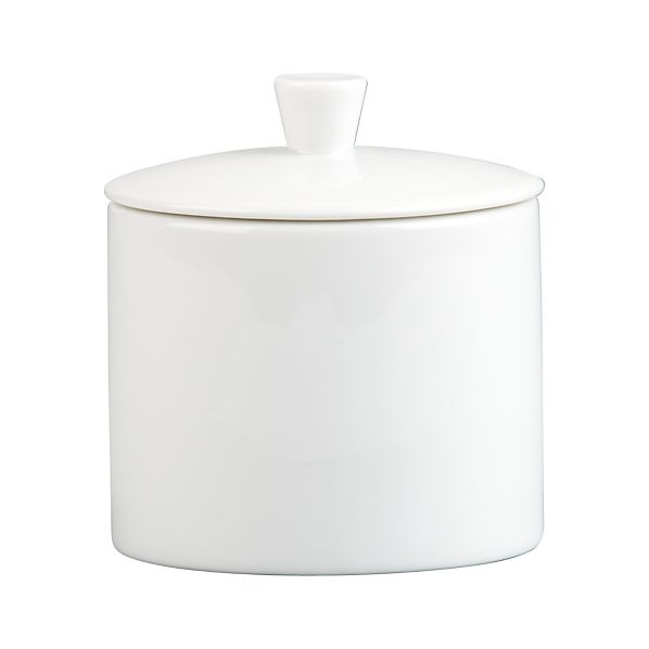 Maison Sugar Bowl with Lid