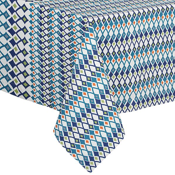 "Malani 60""x90"" Tablecloth"