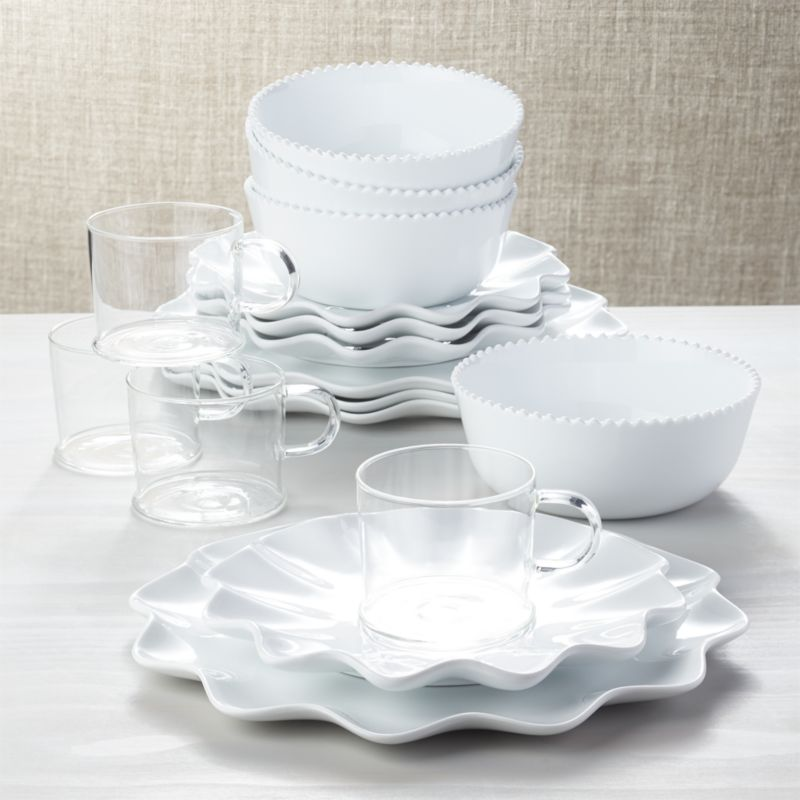 Mallorca 20-Piece Dinnerware Set