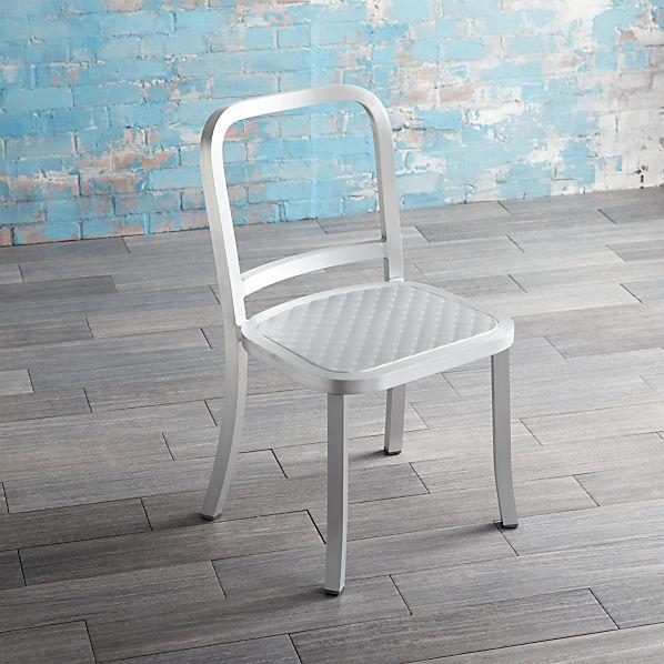Mallorca Aluminum Side Chair