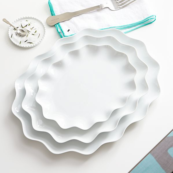 Mallorca Oval Platters