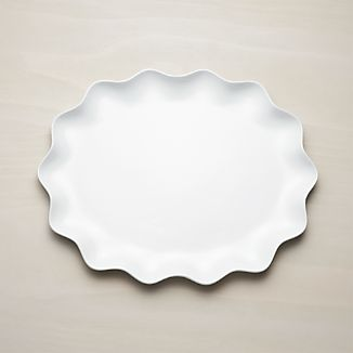 Mallorca Oval Platter