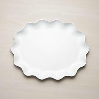 Mallorca Oval Platter