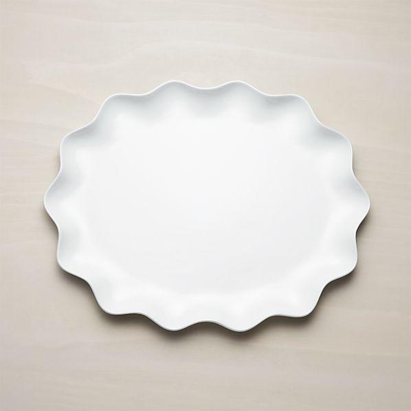 Mallorca Medium Oval Platter