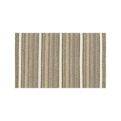 Mallory Neutral Striped Wool 5'x8' Rug