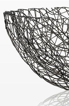 Wire Centerpiece Bowl