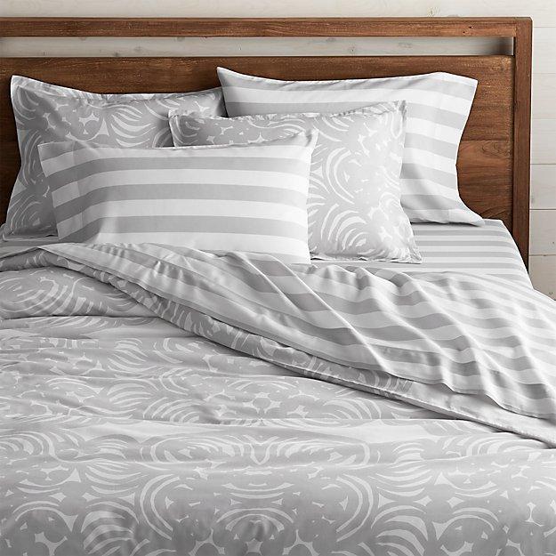 Marimekko Mandariini Duvet Covers And Pillow Shams Crate