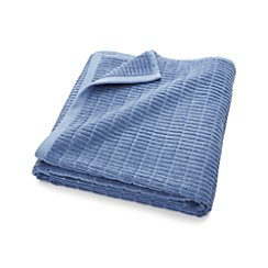 Manhattan Blue Bath Towel