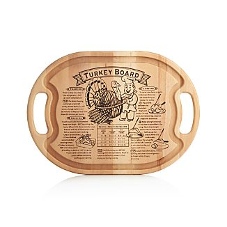 Maple Turkey Carving Board