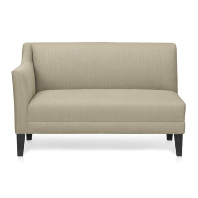Margot Left Arm Sectional Loveseat