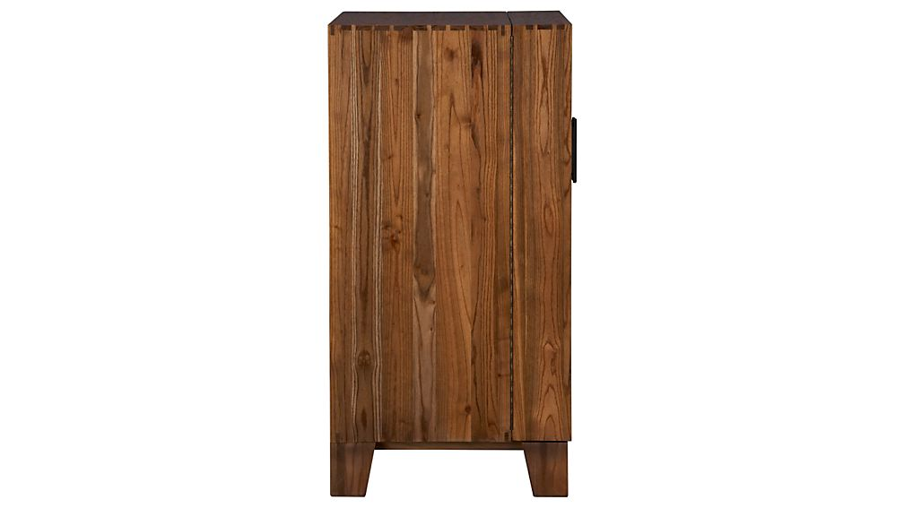Marin Natural Bar Cabinet